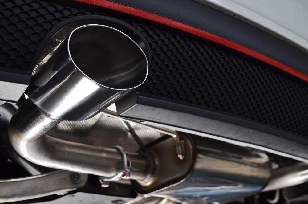 custom built exhaust systems