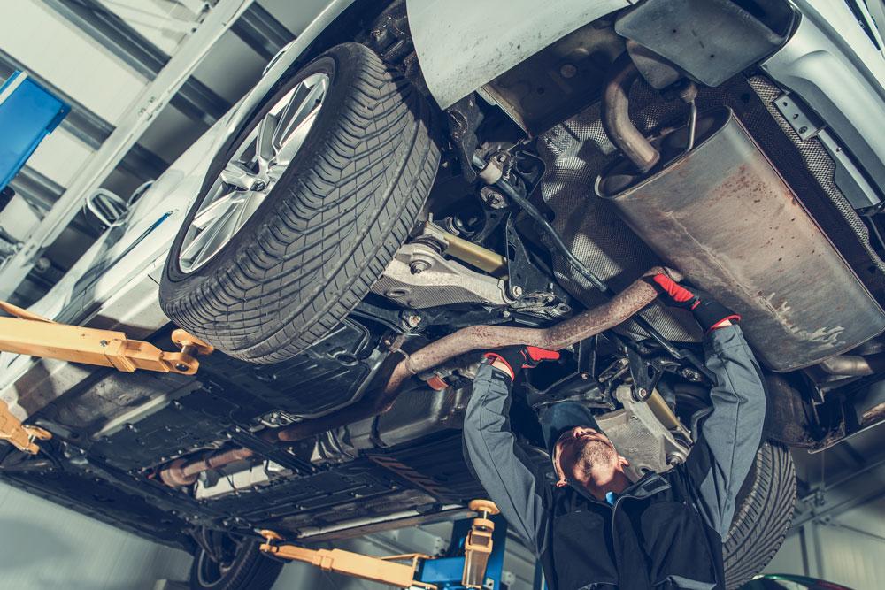 drive train repair