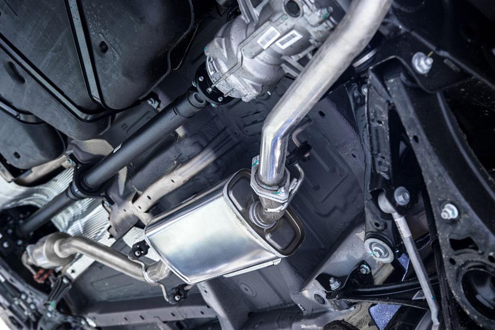 mufflers catalytic converters