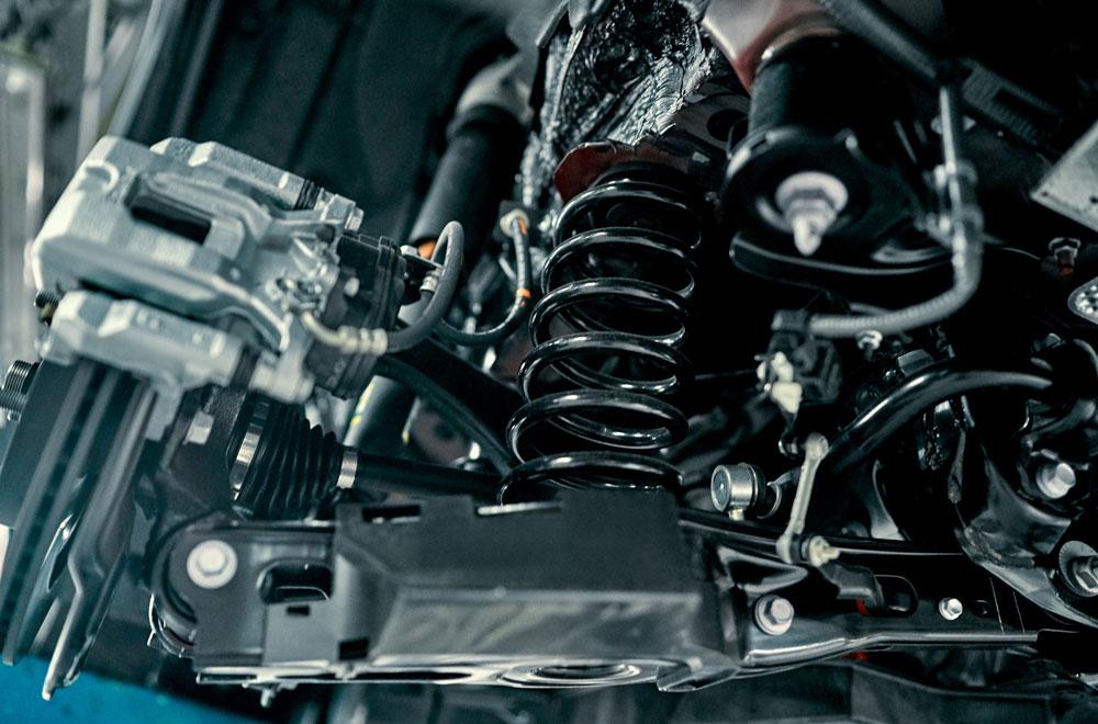 suspension system repair